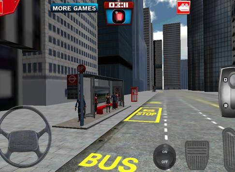 London City Bus Driving 3D screenshot 8