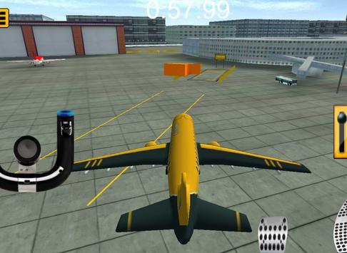Runway Parking - 3D Plane game screenshot 5