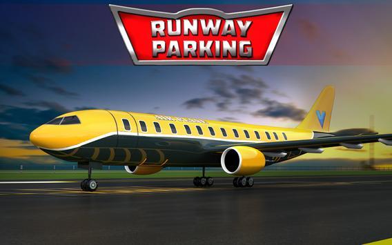 Runway Parking - 3D Plane game screenshot 8