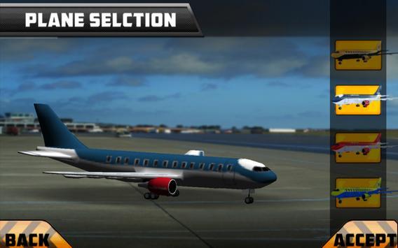 Runway Parking - 3D Plane game screenshot 11