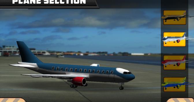 Runway Parking - 3D Plane game screenshot 3