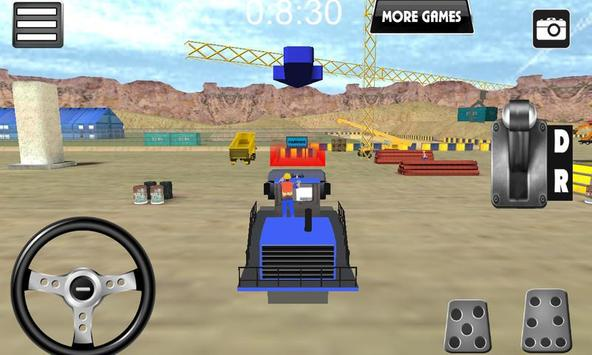 Wheel Loader Construction Game screenshot 9