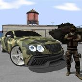 Army Extreme Car Driving 3D icon
