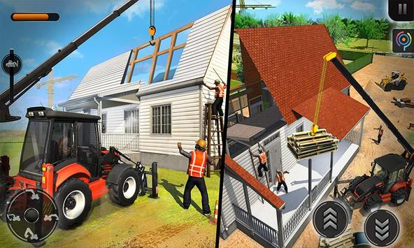 Mobile Home Builder Construction Games 2018 截圖 4