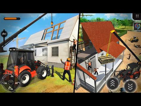 Mobile Home Builder Construction Games 2018 截圖 10