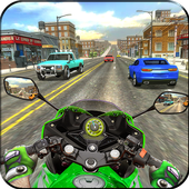 Moto Bike Racing 3D icon