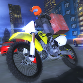 Motor Delivery Driver 3D 3 icon