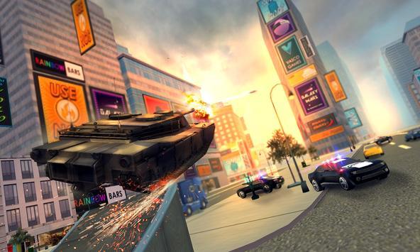 مدينة نيويورك قضية جنائية 3D تصوير الشاشة 4