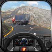 Off Road Cargo Truck Driver icon