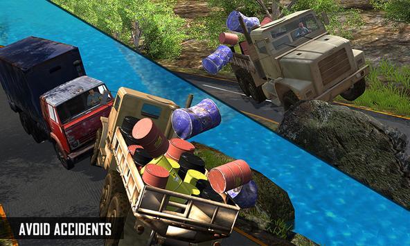 Off Road Cargo Truck Driver screenshot 4