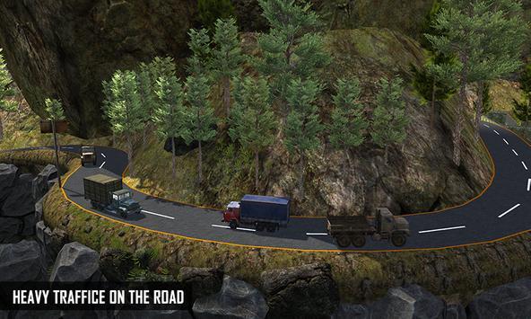 Off Road Cargo Truck Driver screenshot 5