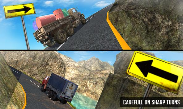 Off Road Cargo Truck Driver screenshot 6