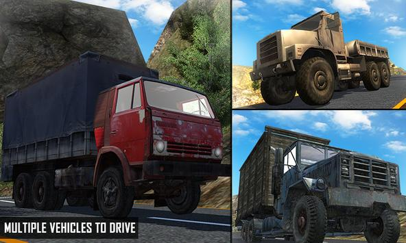 Off Road Cargo Truck Driver screenshot 7