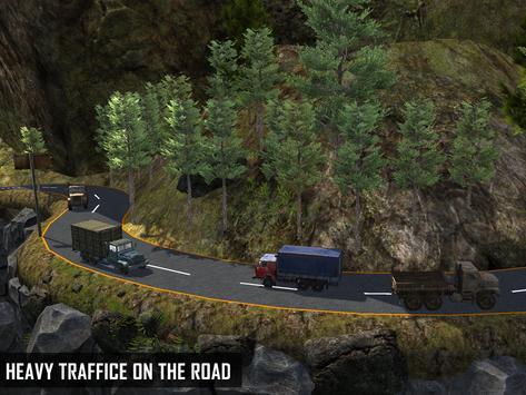 Off Road Cargo Truck Driver screenshot 13