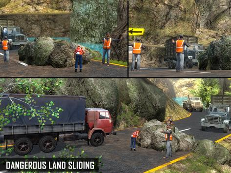 Off Road Cargo Truck Driver screenshot 19