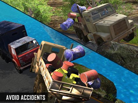 Off Road Cargo Truck Driver screenshot 20