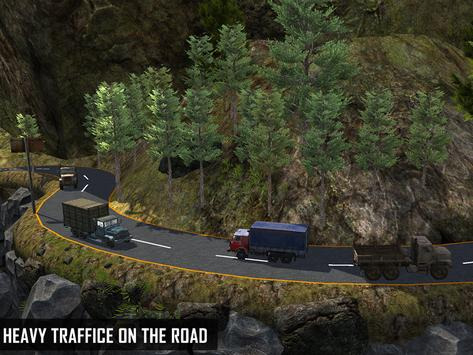 Off Road Cargo Truck Driver screenshot 21