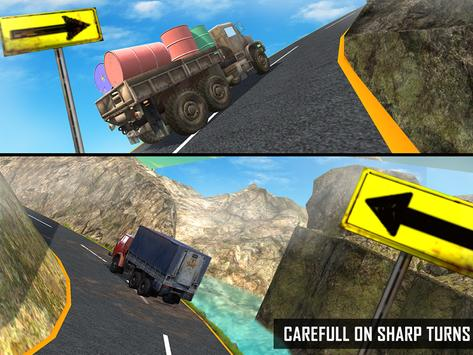 Off Road Cargo Truck Driver screenshot 22