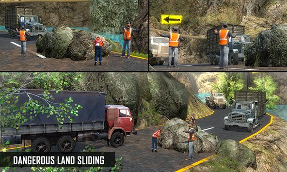 Off Road Cargo Truck Driver screenshot 3