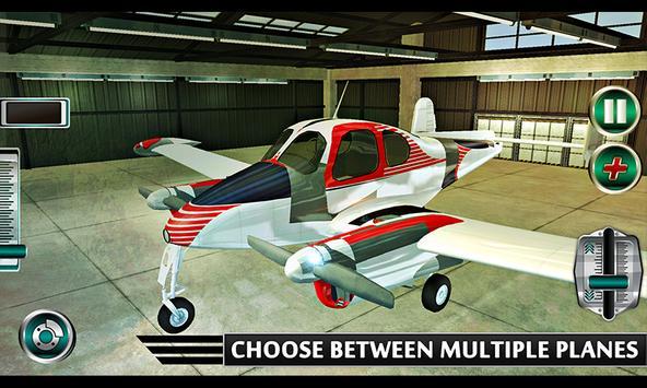 Airplane Flight Simulator 2016 screenshot 2