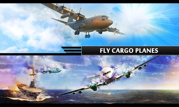 Airplane Flight Simulator 2016 screenshot 3