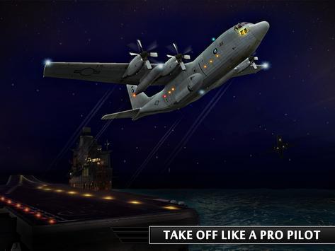 Airplane Flight Simulator 2016 screenshot 6