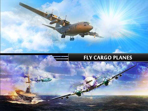 Airplane Flight Simulator 2016 screenshot 7