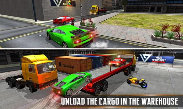US Airplane Cargo Transporter apk screenshot