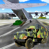 Army Cargo Plane Transporter icon