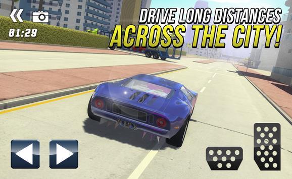 Car Cargo Transport Driver 3D apk screenshot
