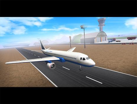 Cargo Plane Car transporter 3D apk screenshot