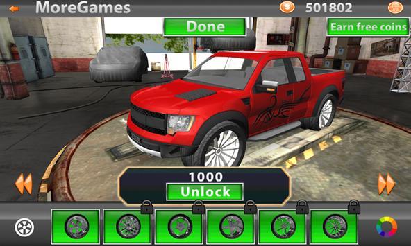 Car Transporter 3D 2016 screenshot 3