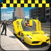 City Taxi Simulator 2015 icon