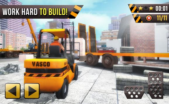 City builder 17 Police Station apk screenshot