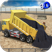 City Construction Road Builder icon
