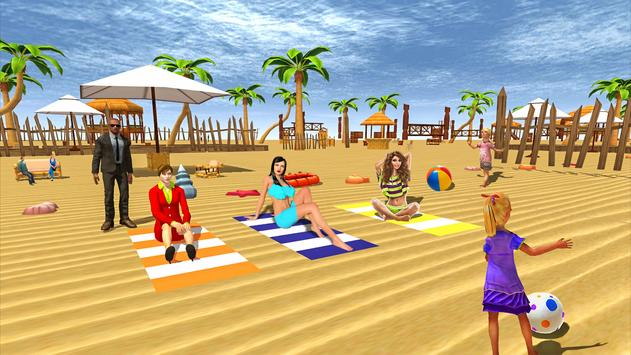 Miami Crazy Beach Summer Holidays Party 3D screenshot 7