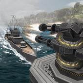 Dawn Uprising: Battle Ship Defense icon