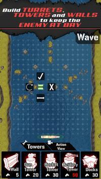 Dawn Uprising: Battle Ship Defense screenshot 5