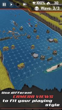 Dawn Uprising: Battle Ship Defense screenshot 6