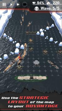 Dawn Uprising: Battle Ship Defense poster