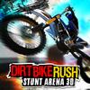 Dirt Bike Rush: Stunt Arena 3D icône