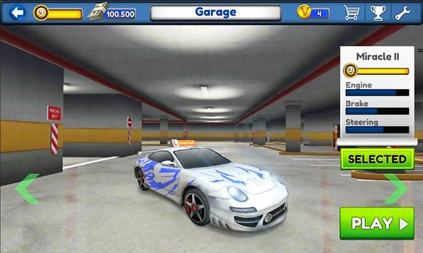 Driving School Parking 3D 2 poster