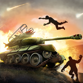 Extreme Army Tank Hill Driver icon