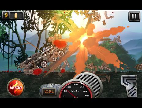 Extreme Army Tank Hill Driver apk screenshot