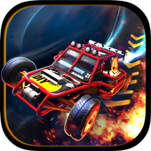 Extreme Stunt Car Race Off icon
