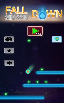 Fall Down Sim - 2016 screenshot 4