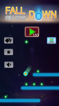 Fall Down Sim - 2016 screenshot 8