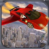 Flying Car Gangster LA icon