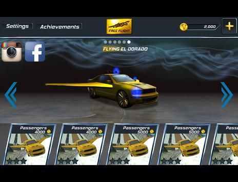 flying police car simulator 3D apk screenshot
