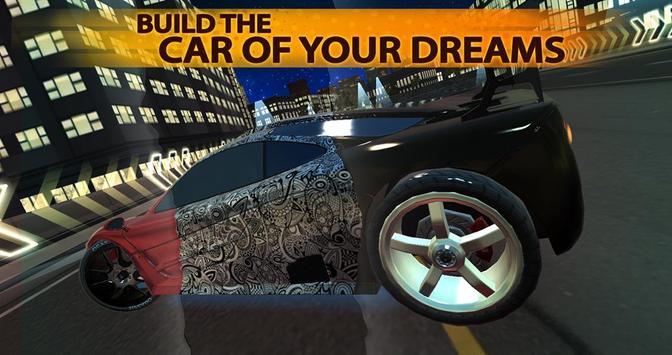 Freeway Fury Car Racing 3D screenshot 3